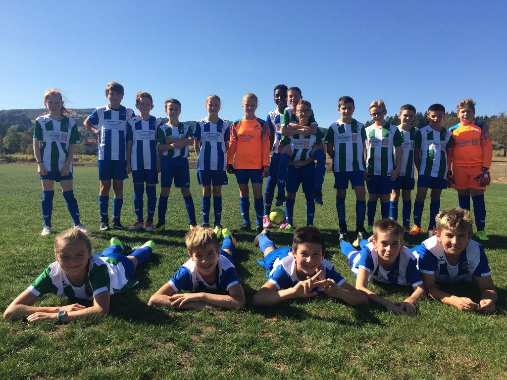 FC VAL D'AIX U 13